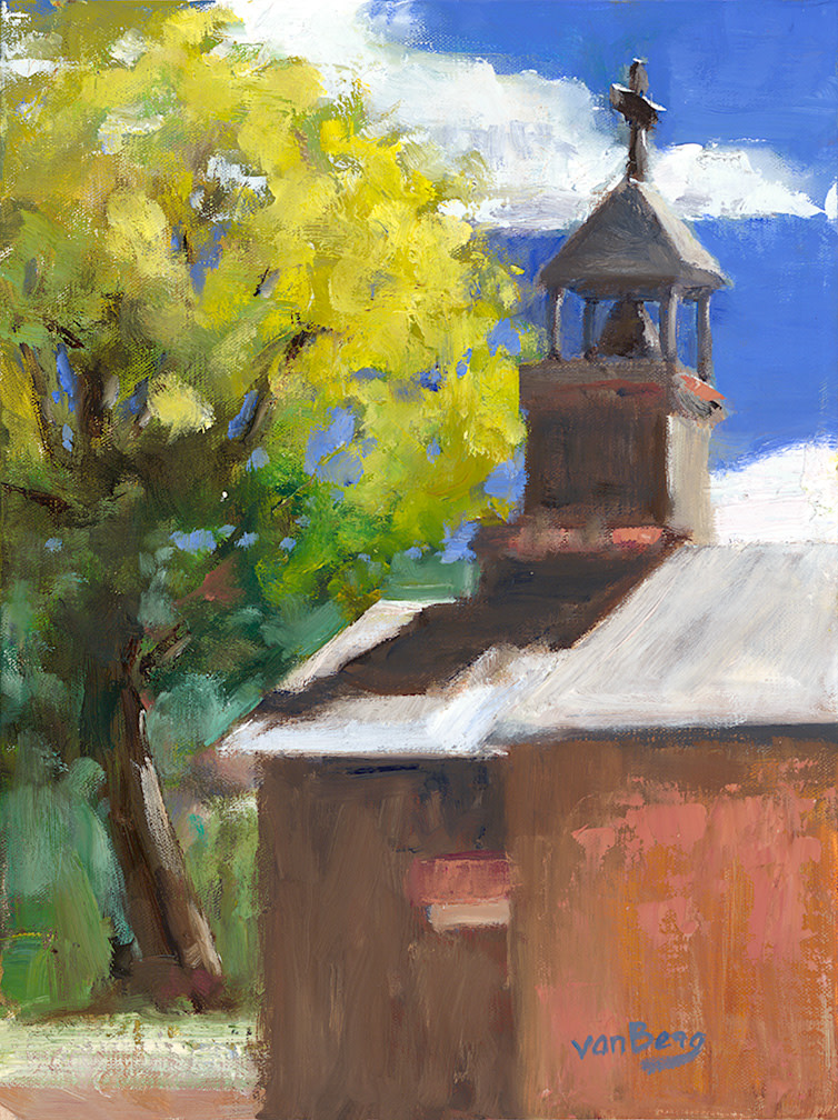 Truchas Church