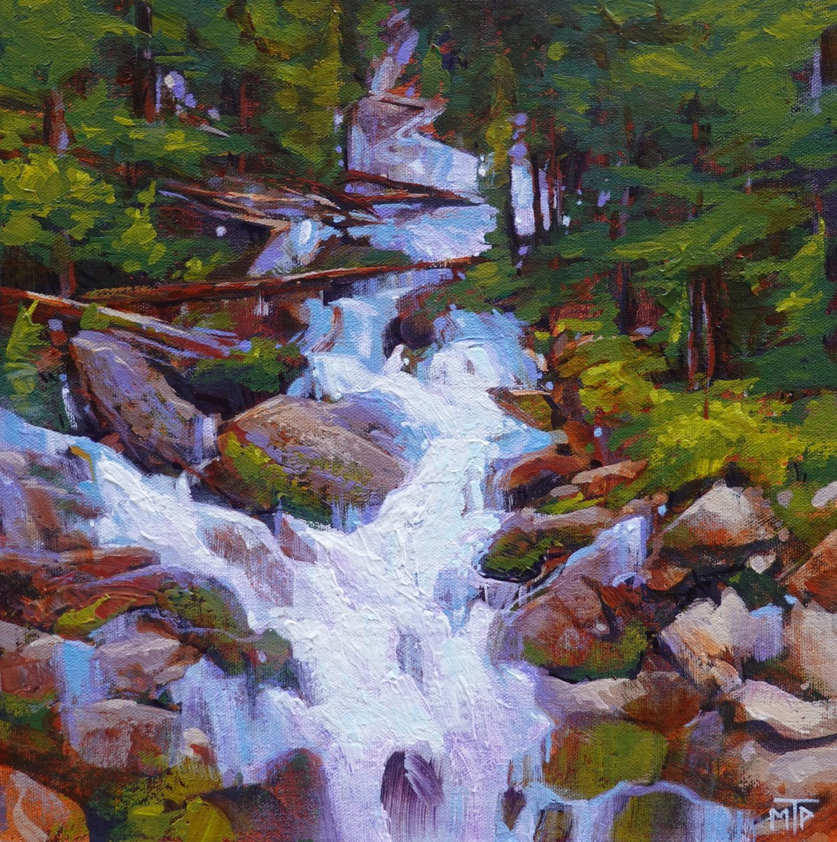 Waterfall Patterns