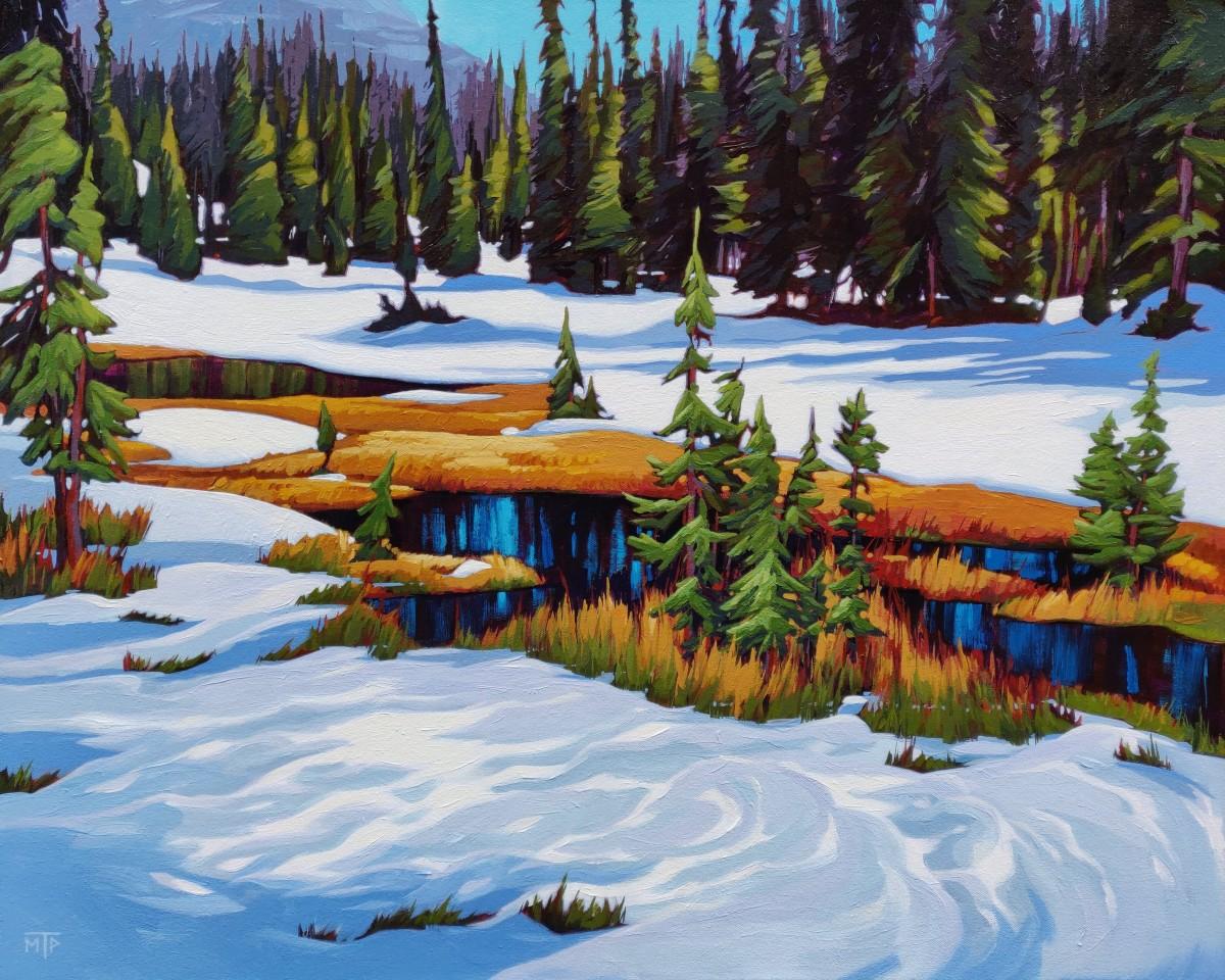 Taylor Meadows Patterns by Tatjana Mirkov-Popovicki