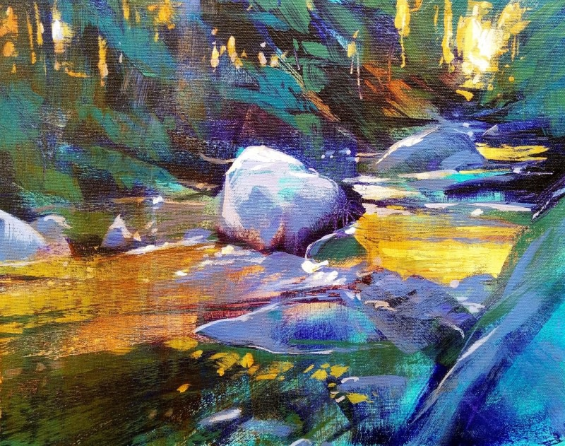 Eagle Mountain Creek Study