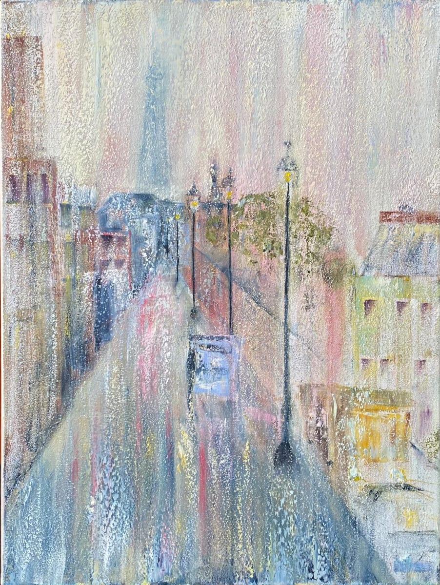 6eme en Janvier by Ansley Pye