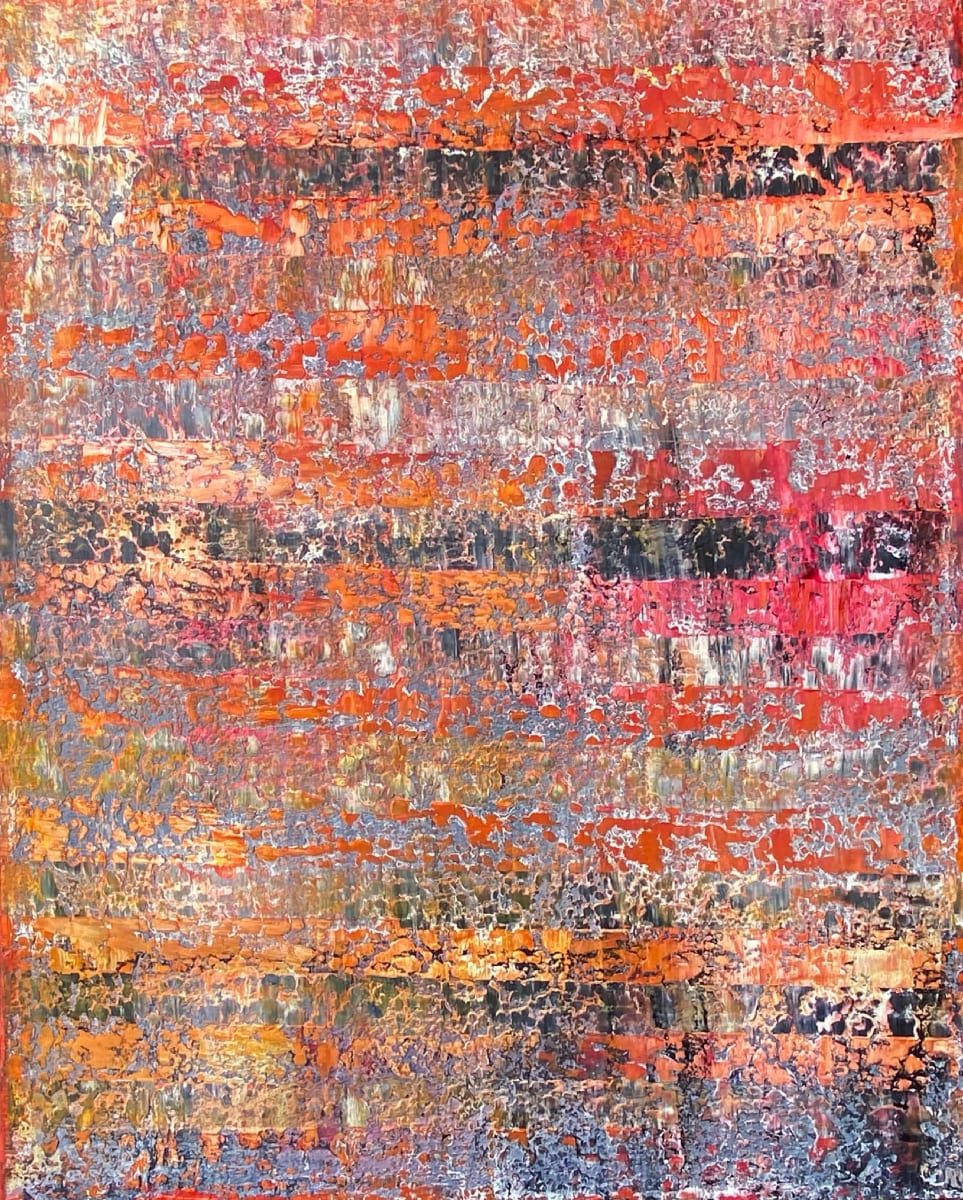 AB2133 * by Ansley Pye  Image: Textural Abstract by Ansley Pye