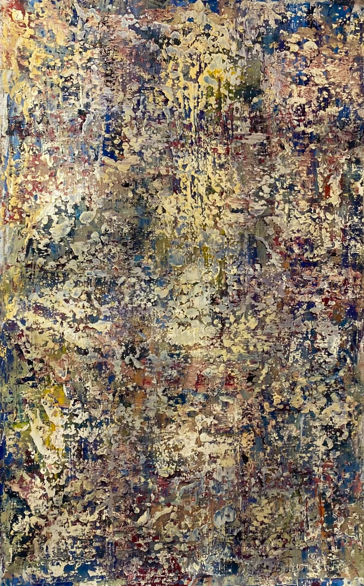 AB2135 * by Ansley Pye  Image: Textural Abstract by Ansley Pye