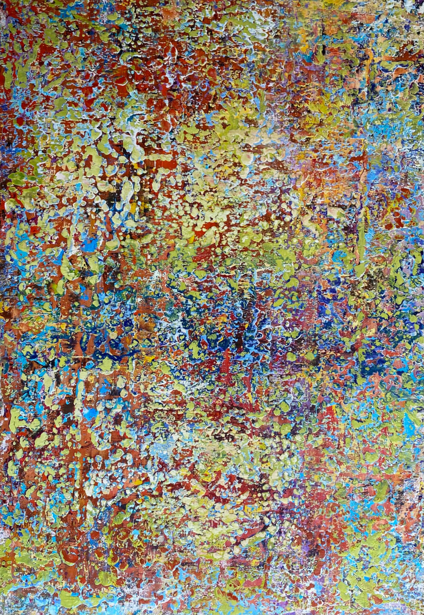 AB2139 by Ansley Pye  Image: Textural Abstract by Ansley Pye