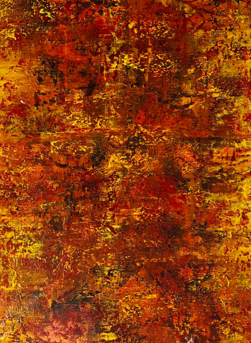 AB2140 by Ansley Pye  Image: Textural Abstract by Ansley Pye