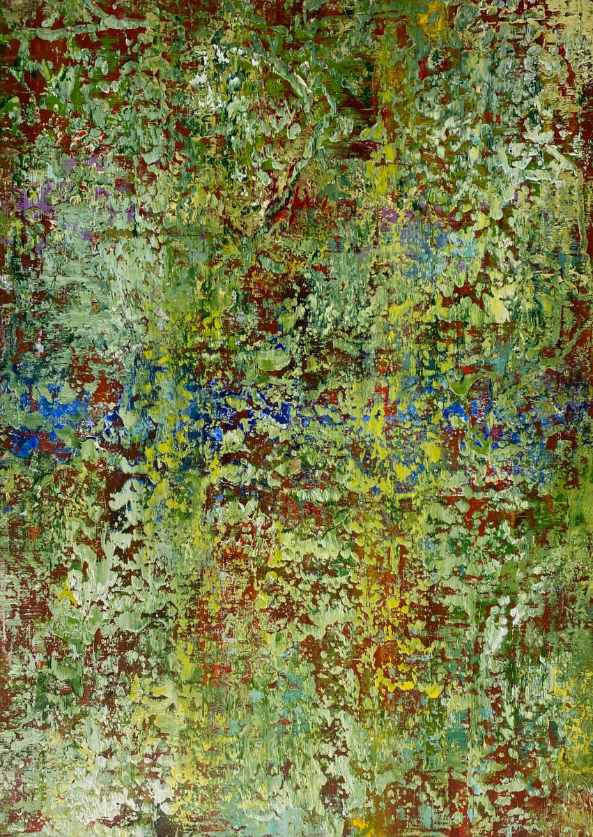 AB2143 by Ansley Pye  Image: Textural Abstract by Ansley Pye