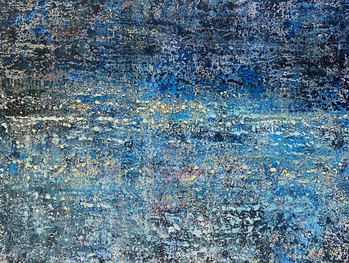 AB2145 by Ansley Pye  Image: Textural Abstract by Ansley Pye