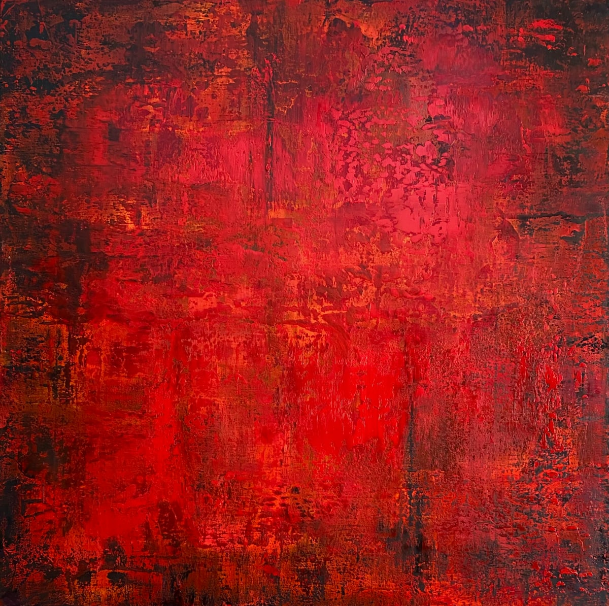 AB2146 by Ansley Pye  Image: Textural Abstract by Ansley Pye