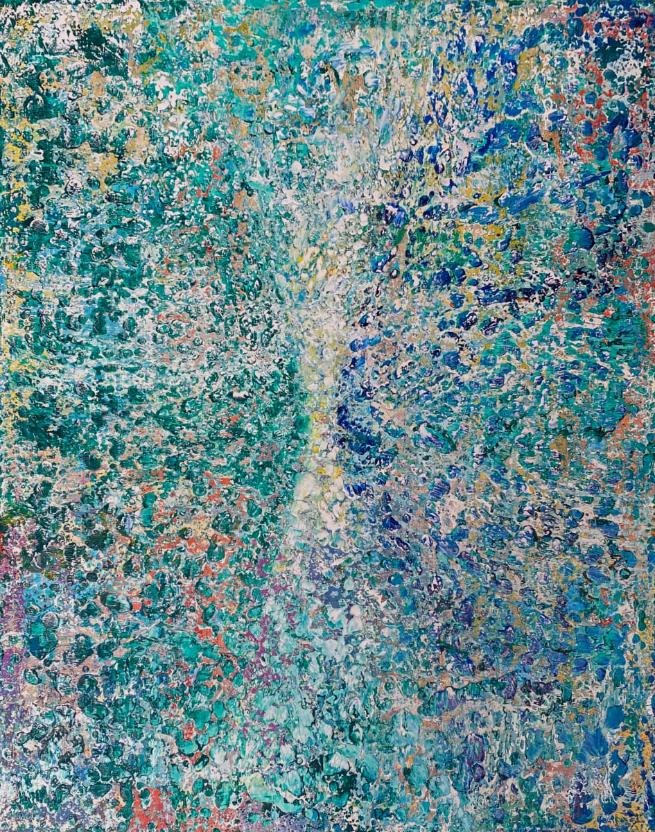 AB2149 by Ansley Pye  Image: Textural Abstract by Ansley Pye
