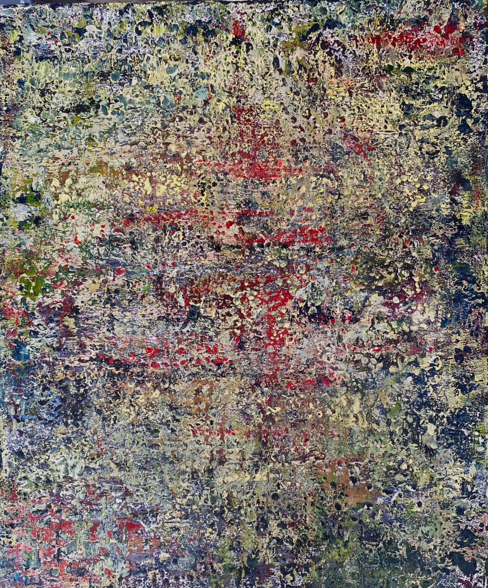 AB2150 by Ansley Pye  Image: Textural Abstract by Ansley Pye