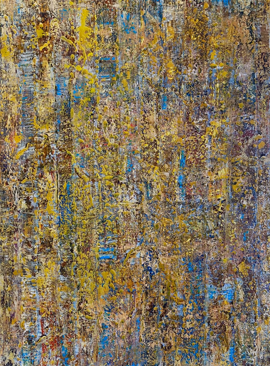AB2151 by Ansley Pye  Image: Textural Abstract by Ansley Pye