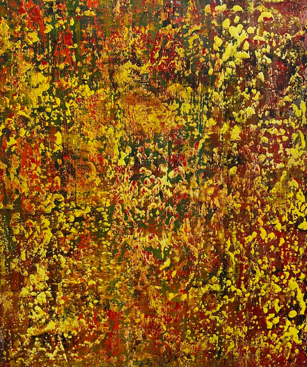 AB2152 by Ansley Pye  Image: Textural Abstract by Ansley Pye