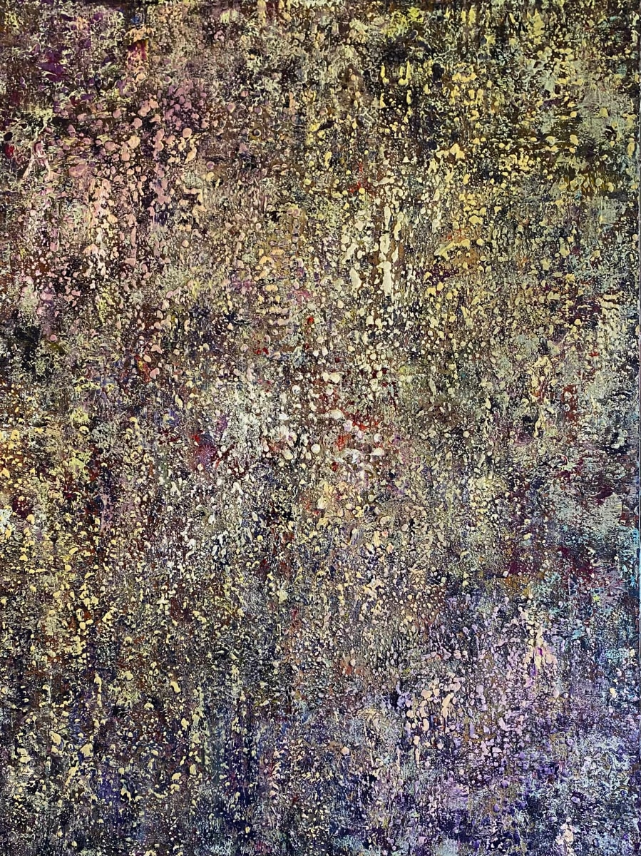 AB2153 by Ansley Pye  Image: Textural Abstract by Ansley Pye