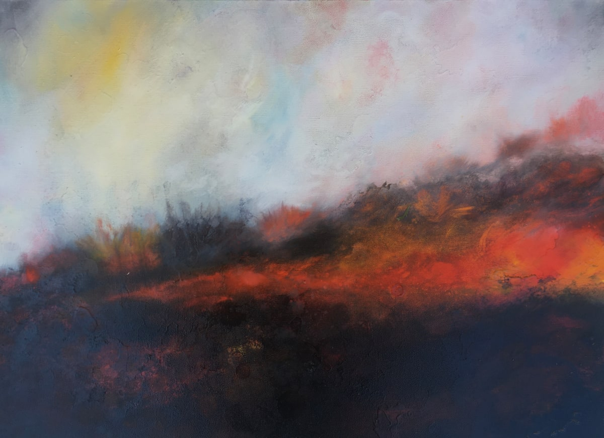 Fire on the Horizon by Ansley Pye