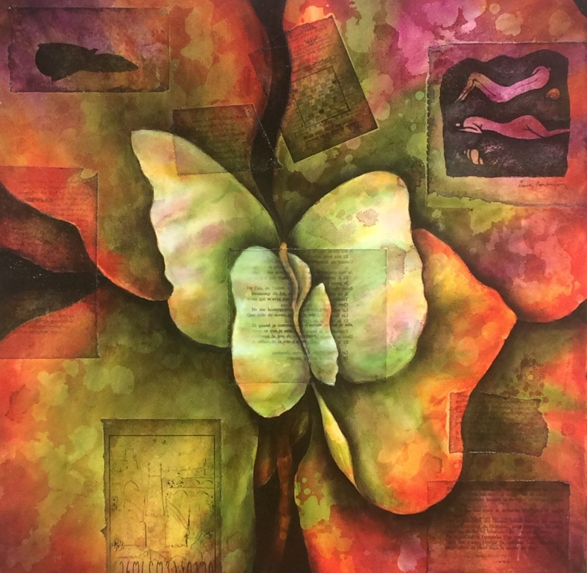 Libiretto by Ansley Pye