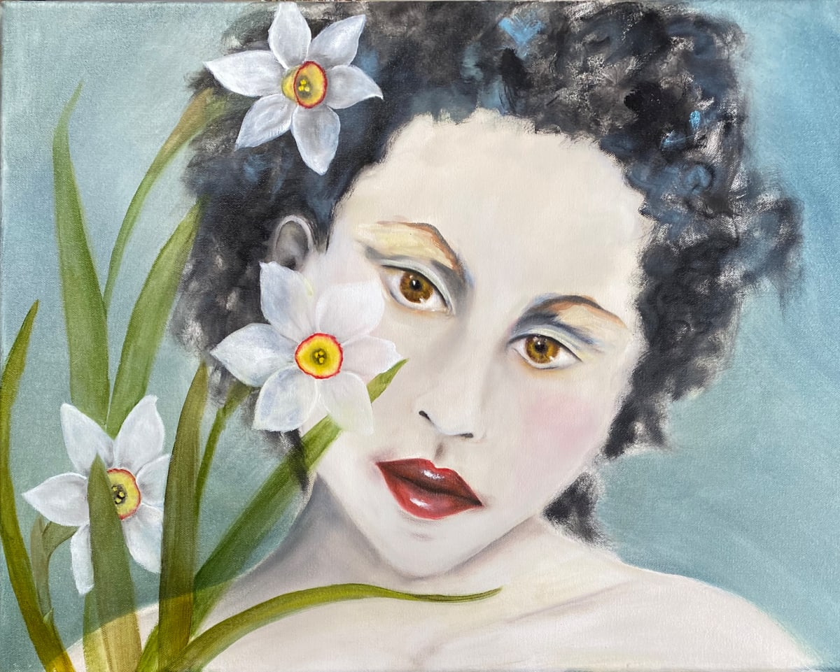 Narcissus Poeticus by Ansley Pye