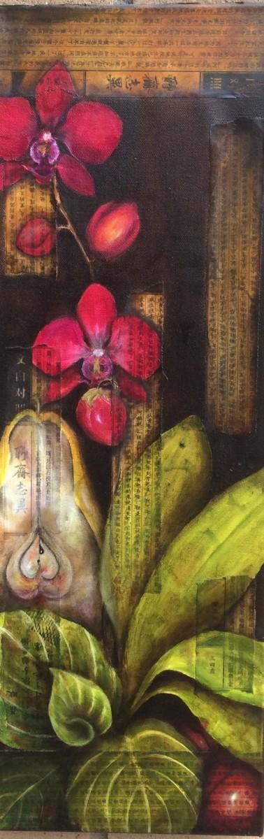 Orchide by Ansley Pye