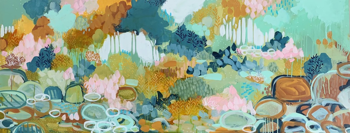 Autumn Canopy by Clair Bremner