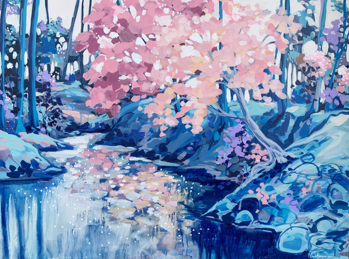 Secret Pool by Clair Bremner