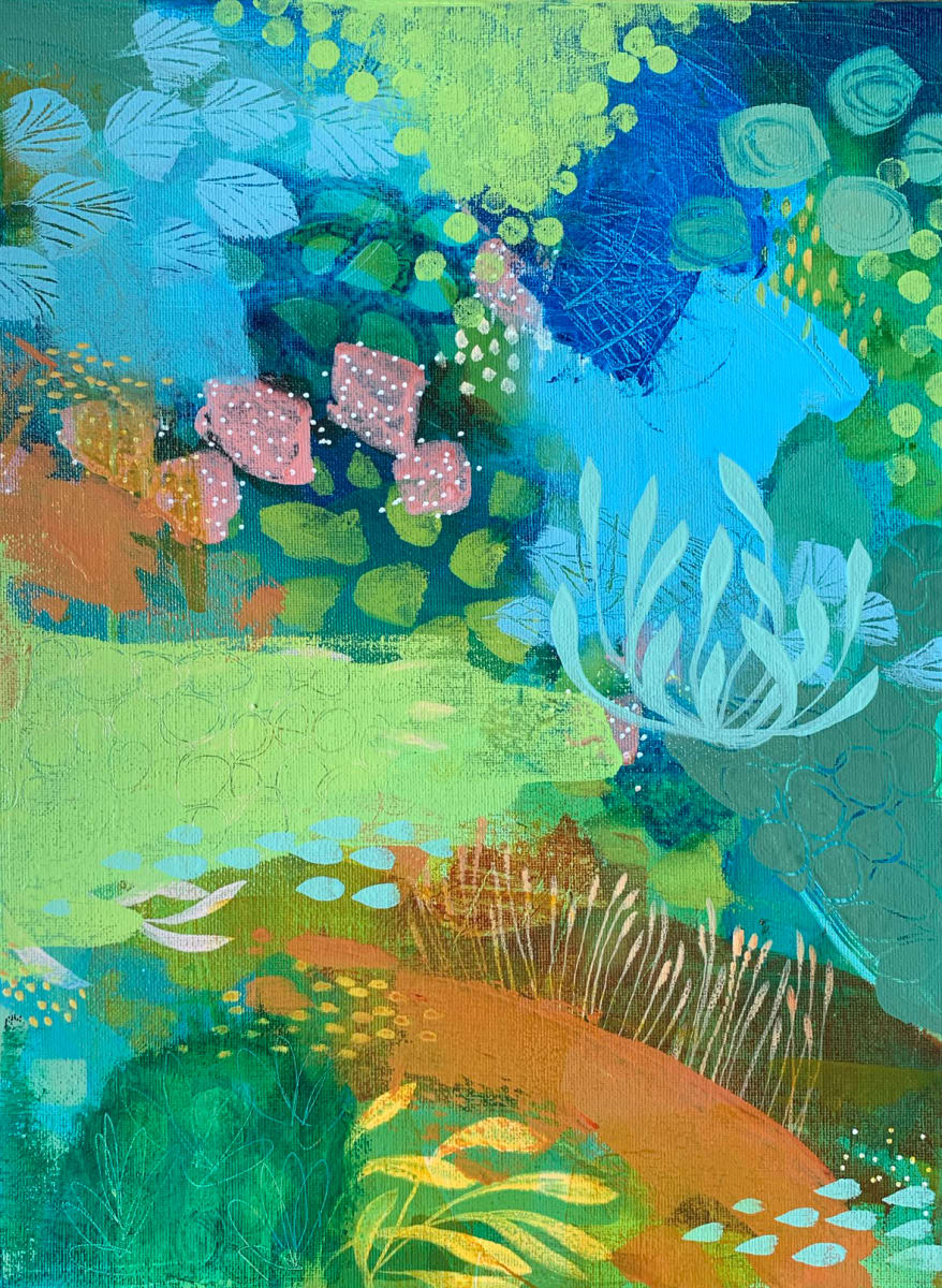 Adrift by Clair Bremner