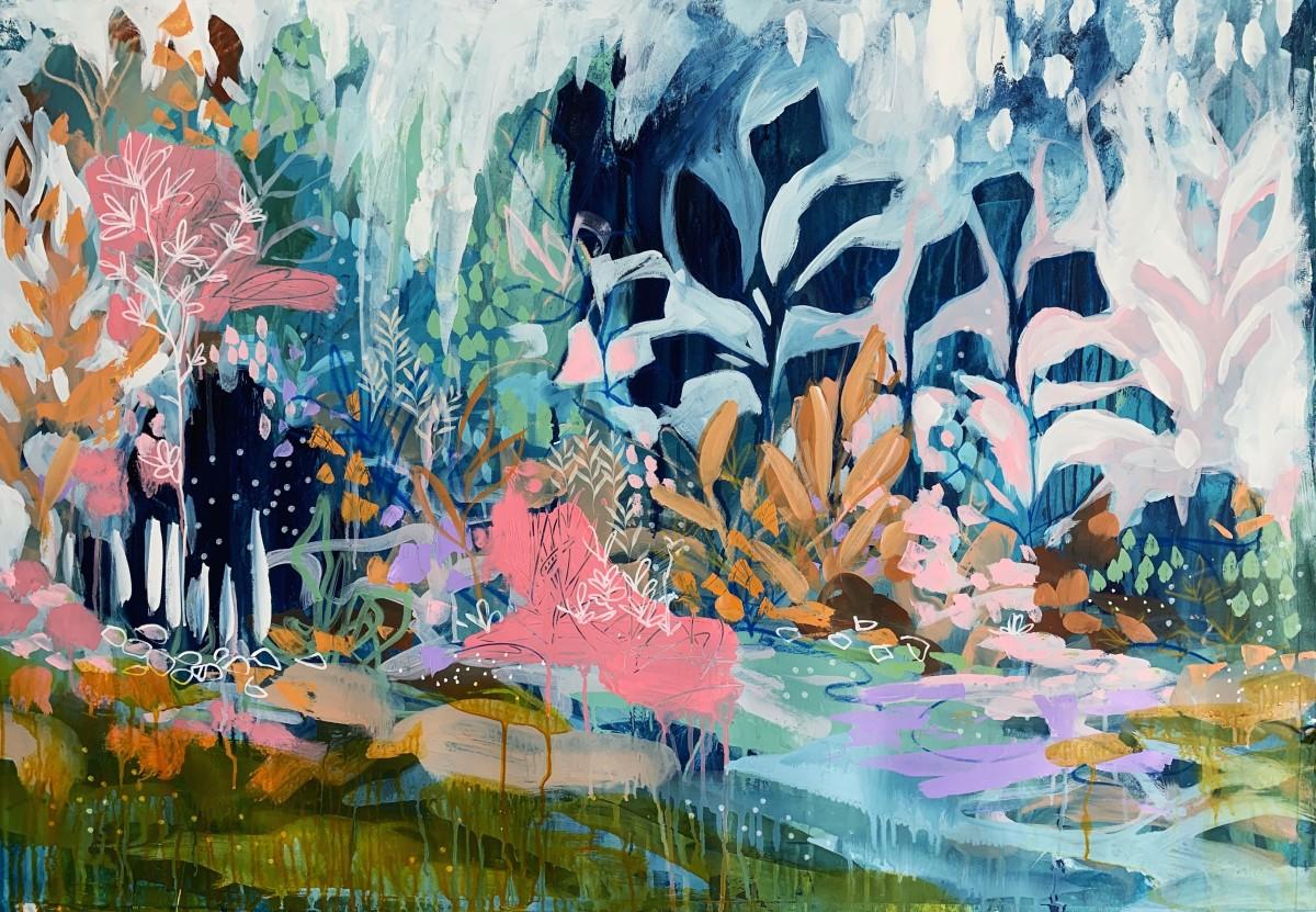 Soft Rain by Clair Bremner