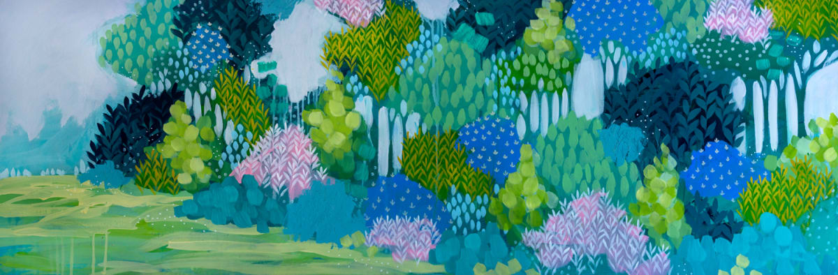 Edge of the Forest by Clair Bremner