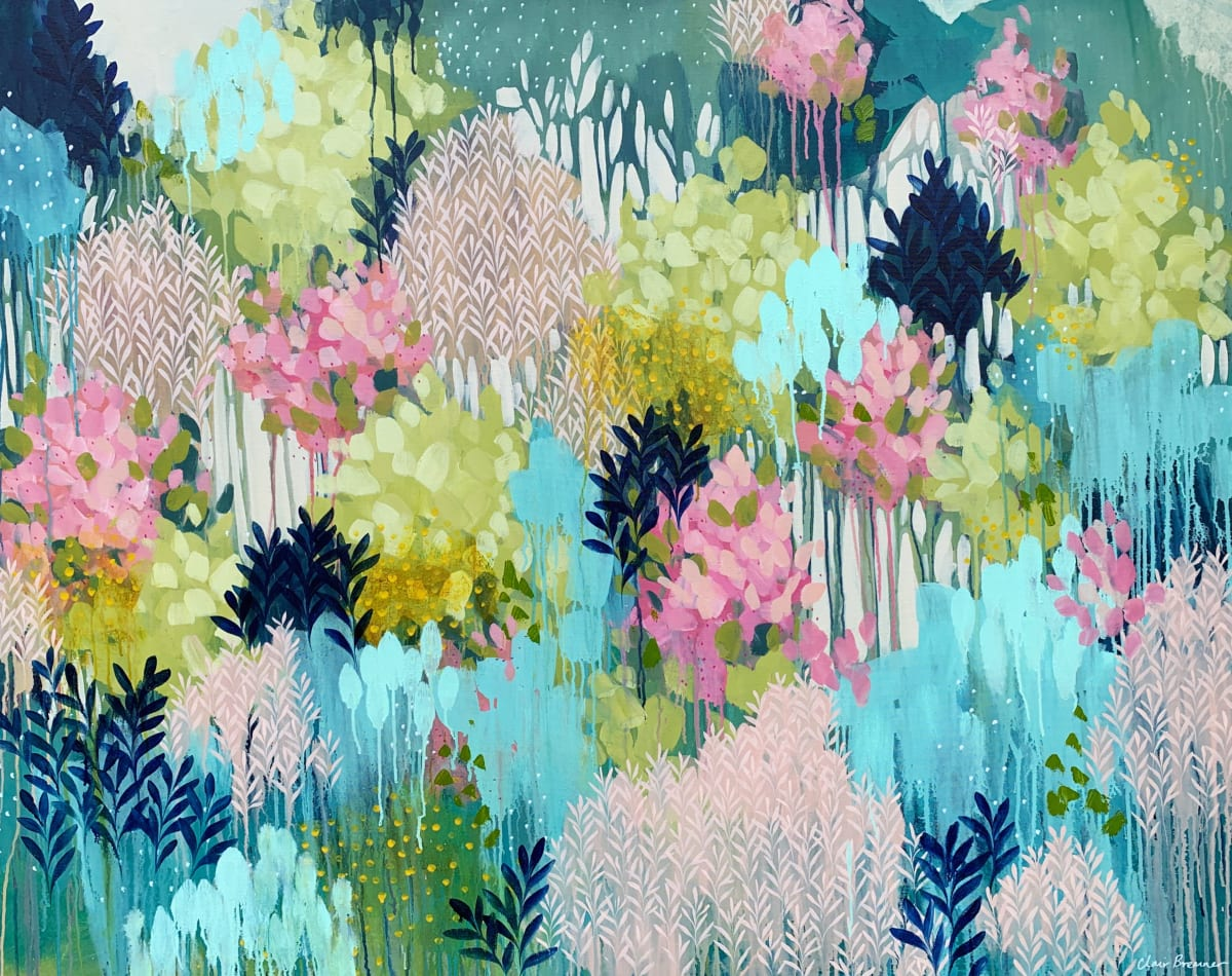 Fresh Forest by Clair Bremner
