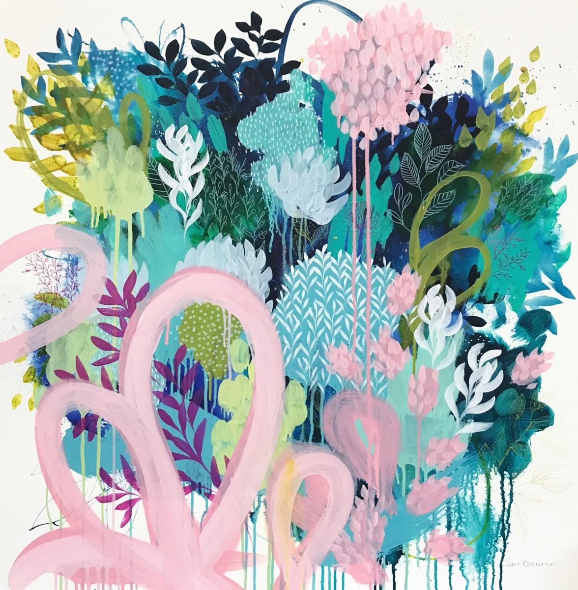 springtime wanderer by Clair Bremner