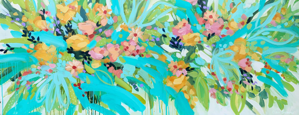 New Bloom by Clair Bremner