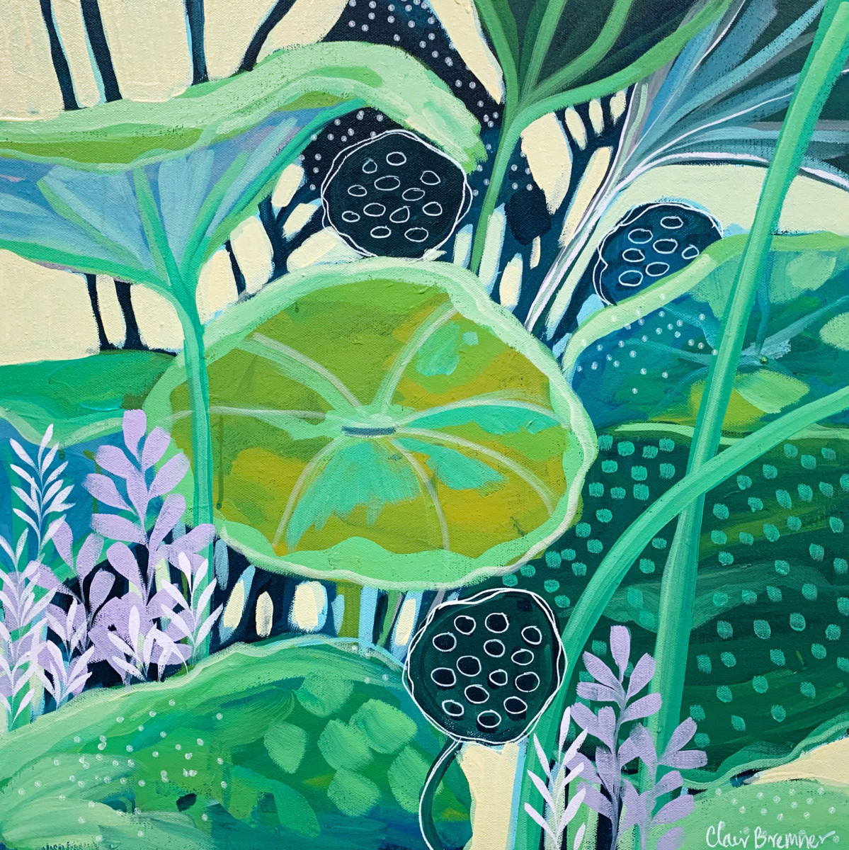 Seeking Light by Clair Bremner
