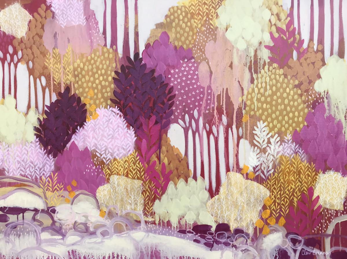 Solstice Walk by Clair Bremner