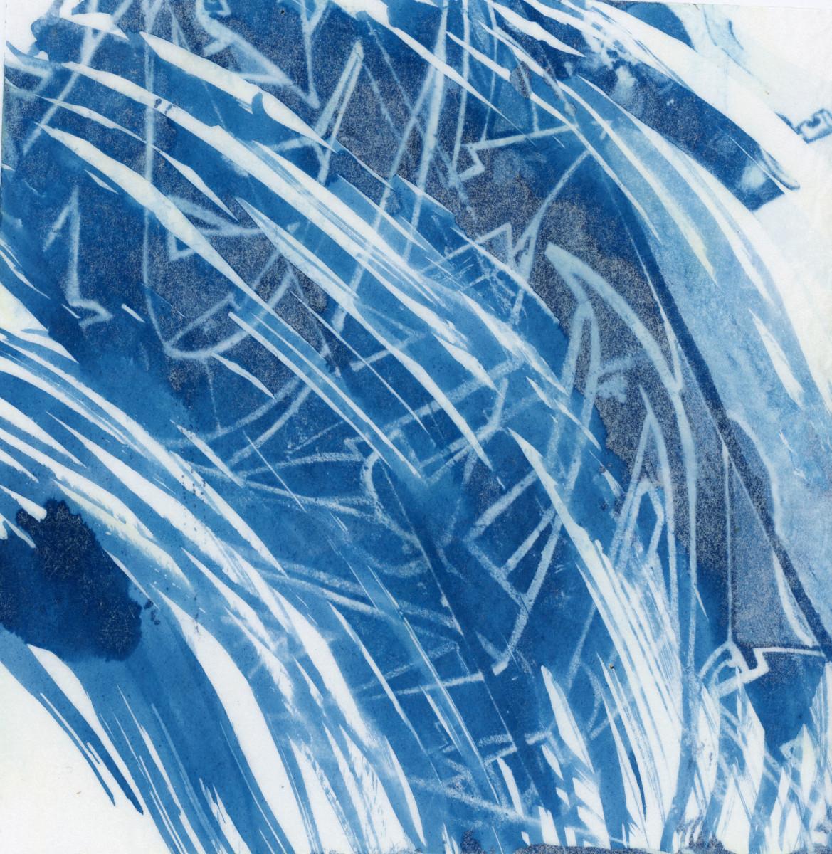 Controlled chaos by Karen Johanson