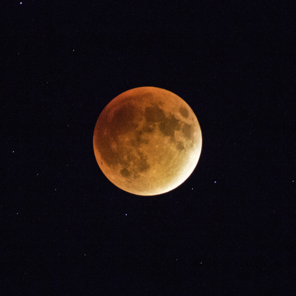 Eclipse, Blood Moon