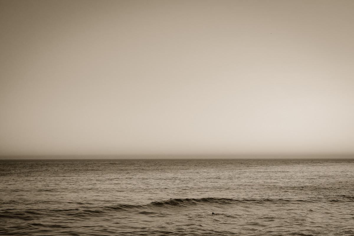 Ocean III by Kelly Sinclair