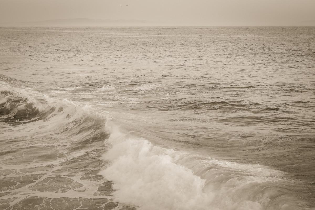 Ocean IV by Kelly Sinclair