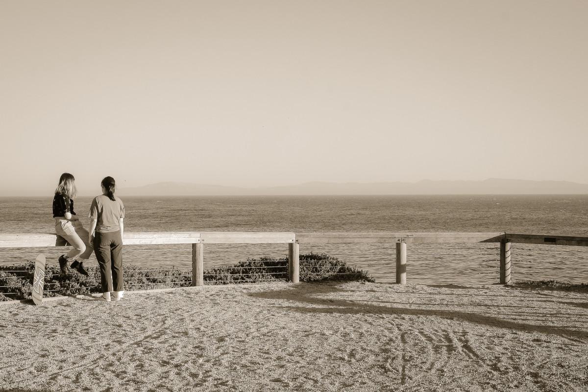 Ocean view by Kelly Sinclair