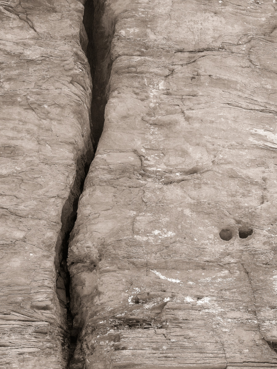 Rock Wall, Sloan Gorge