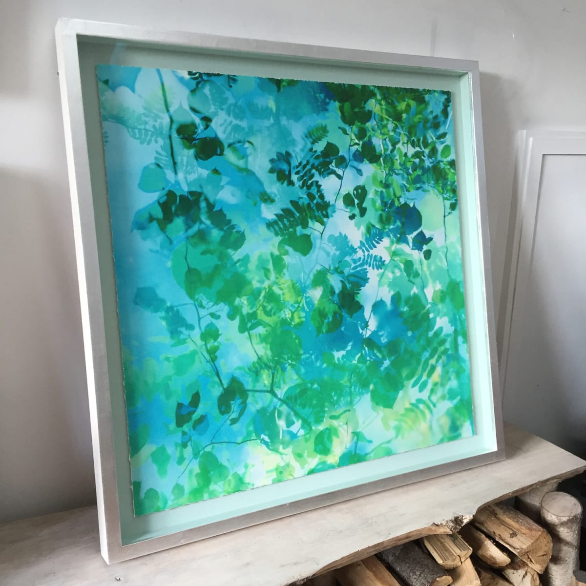 Rain dance 8 | 70cm framed print |1 from an edition of 3. by caroline fraser