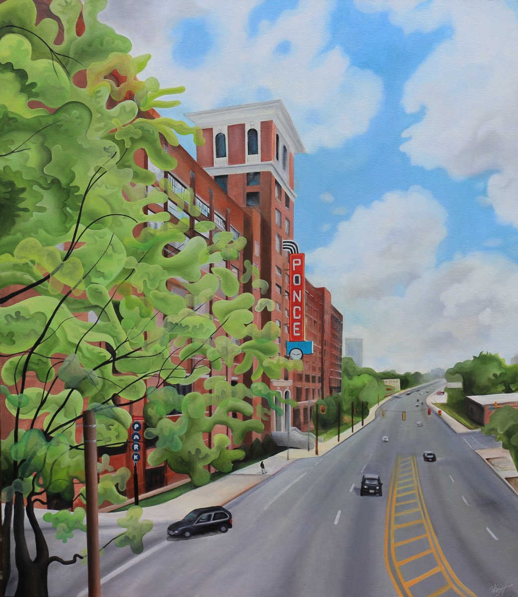 Ponce City Market by Emma Knight