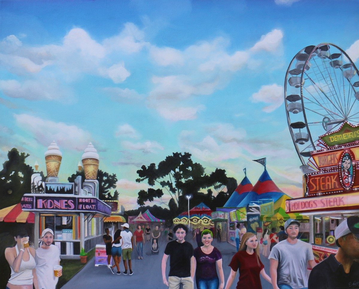 Virginia State Fair by Emma Knight