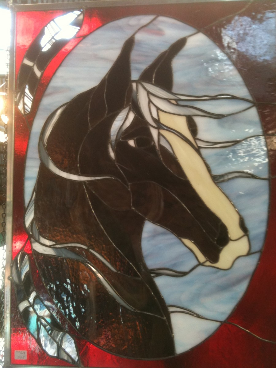 Chief Running Wild (Horse)