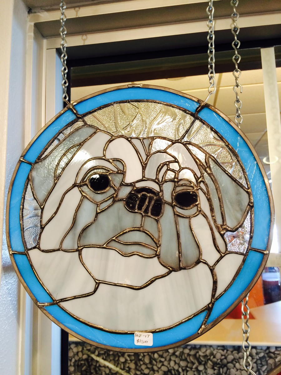 Pug by Pat Conway