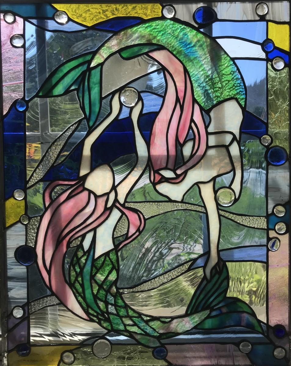 Dancing Mermaids by Pat Conway