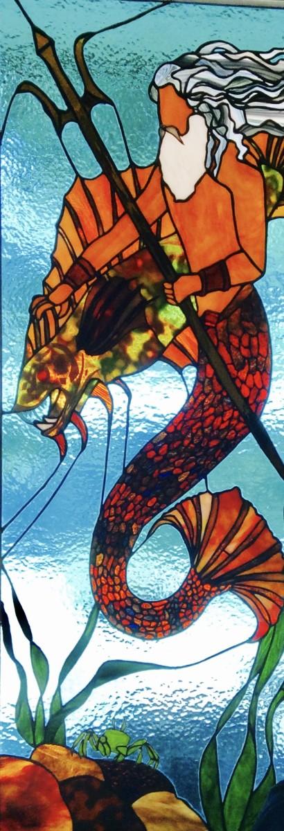 Poseidon by Pat Conway