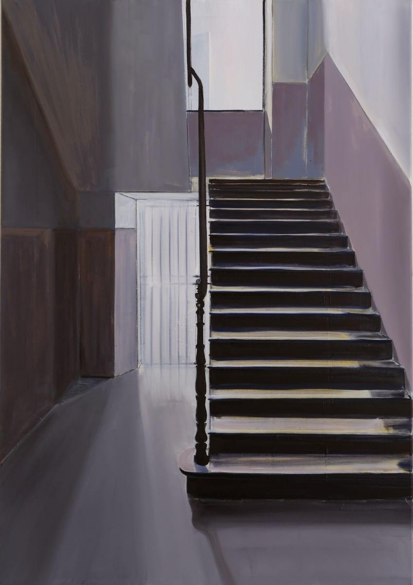 Stairwell Notaio Ventimiglia #2 by Judith Ansems Art
