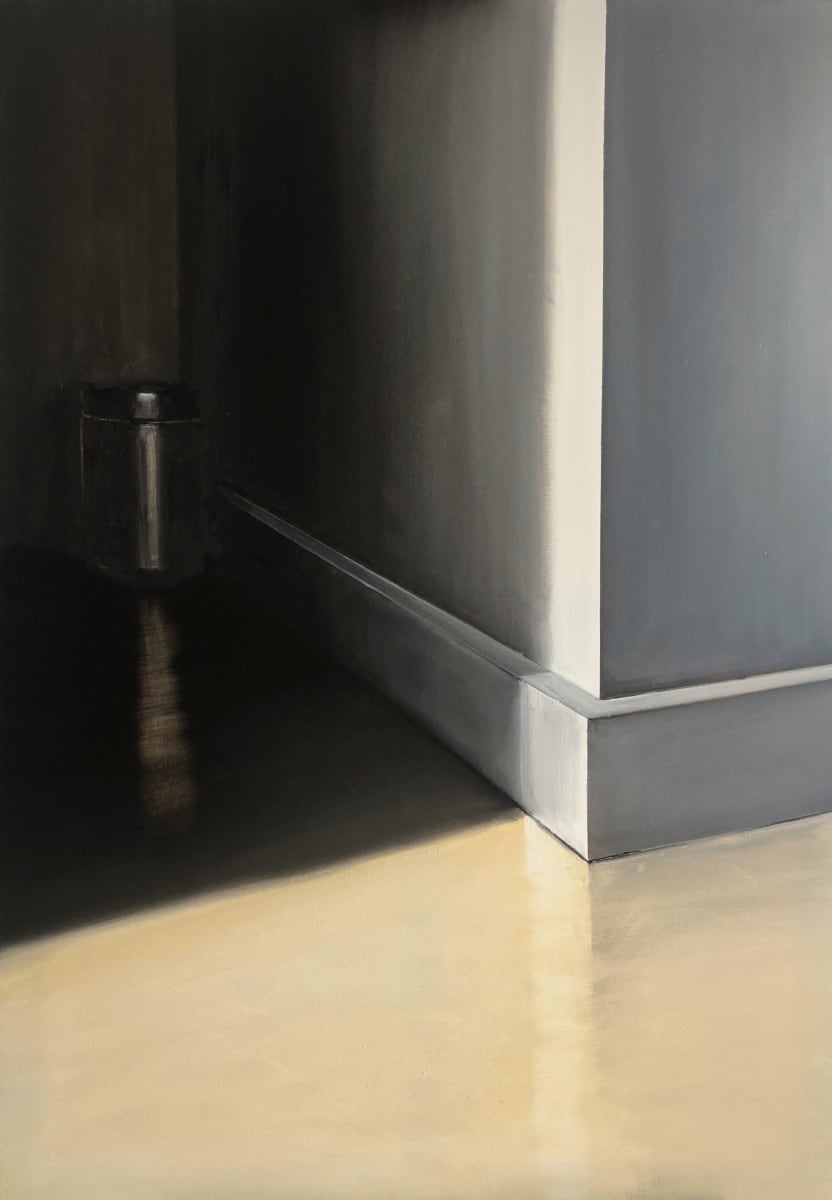 Garbage can by Judith Ansems Art