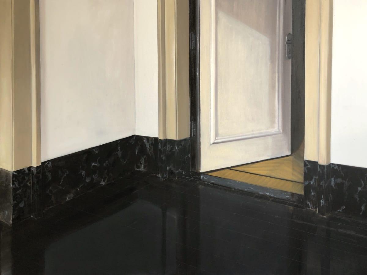 Open door by Judith Ansems Art