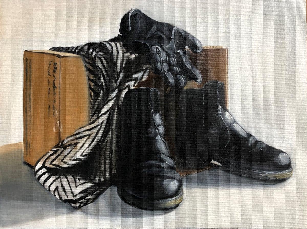 Dr Martens by Judith Ansems Art