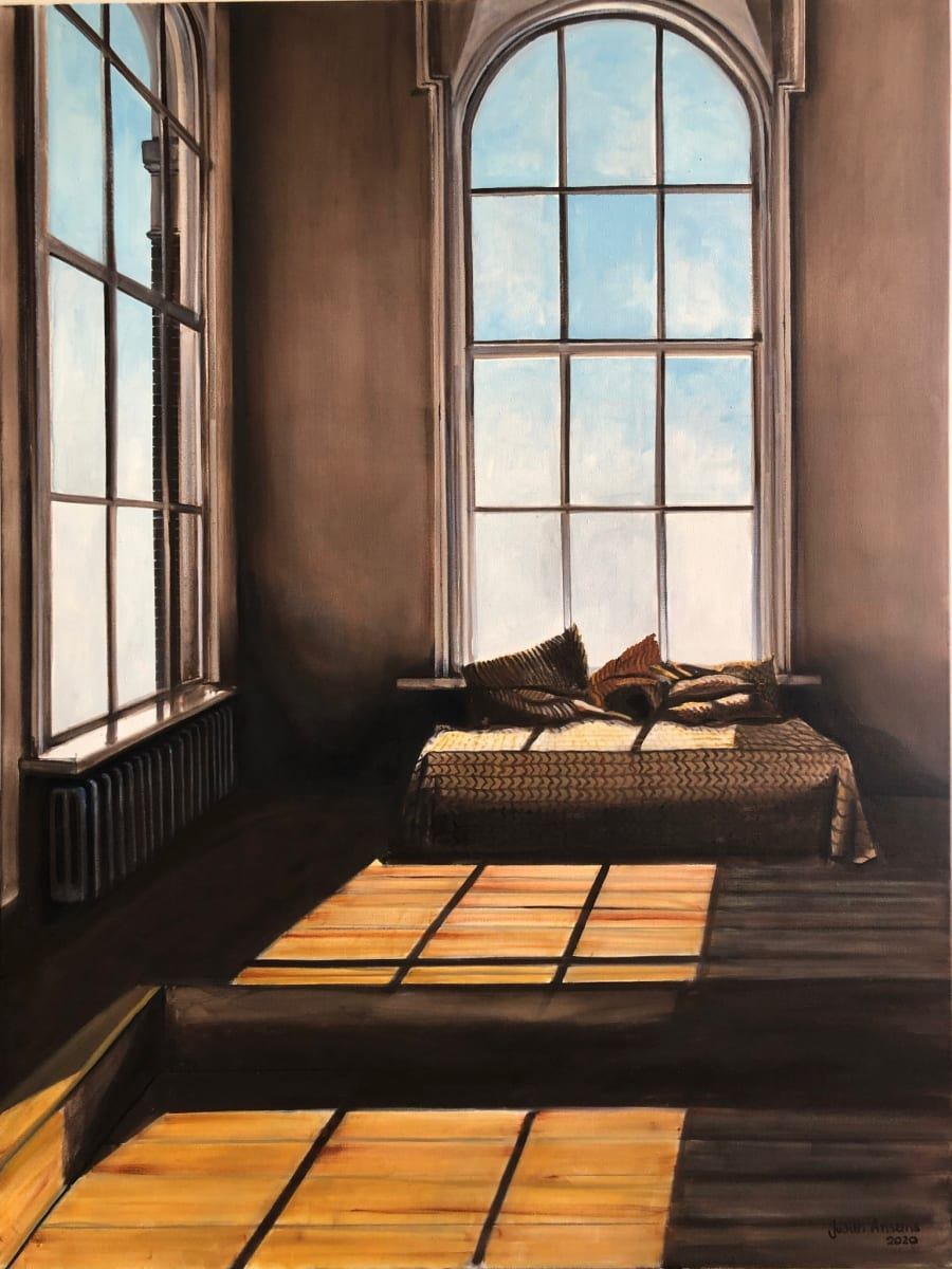 Gina's sofa by Judith Ansems Art