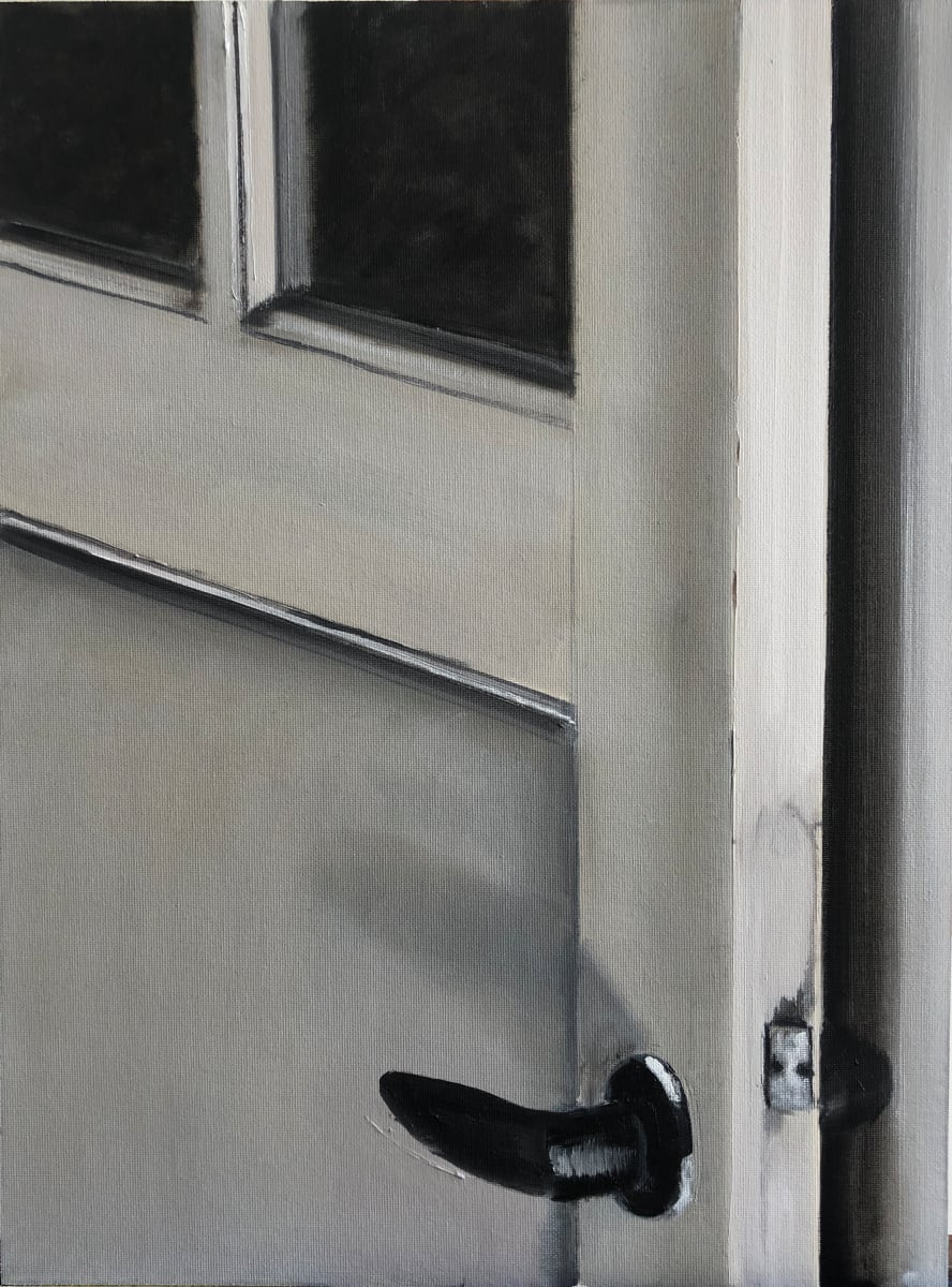 Open door #2 by Judith Ansems Art